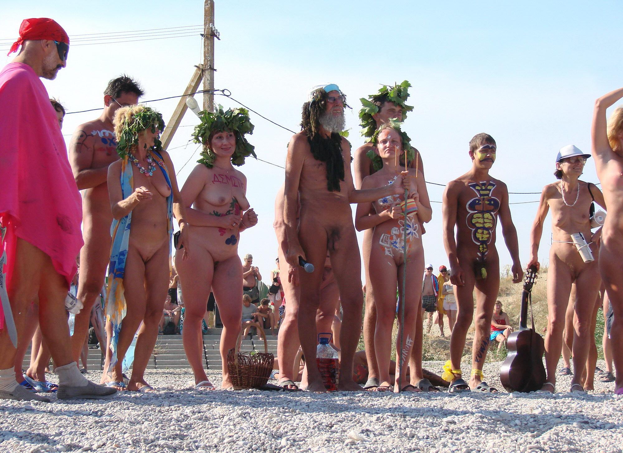 Deutsche FKK Strandcamp Bilder